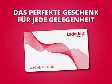 LADEDORF-GESCHENKKARTE