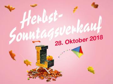 Herbst-Sonntagsverkauf im Ladedorf!