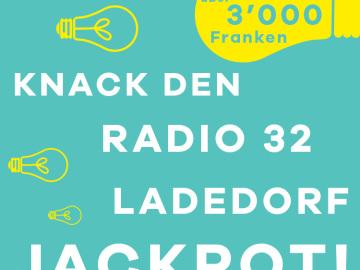 Knack den Ladedorf Jackpot!